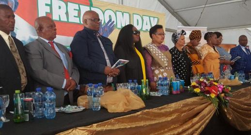 2018 Freedom day,Kuruman